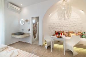 Spiros, Aparthotely  Naxos Chora - big - 76