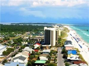 Treasure Island 1912 PCB Condo, Ferienwohnungen  Panama City Beach - big - 19