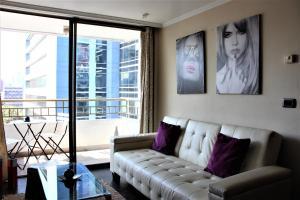 Edificio Padre Mariano, Apartments  Santiago - big - 27