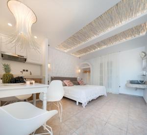 Spiros, Aparthotely  Naxos Chora - big - 106