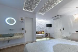 Spiros, Aparthotely  Naxos Chora - big - 118