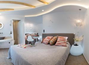 Spiros, Aparthotely  Naxos Chora - big - 149
