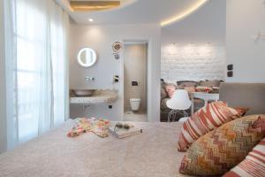 Spiros, Aparthotely  Naxos Chora - big - 148