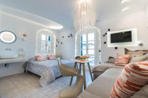 Spiros, Aparthotely  Naxos Chora - big - 131
