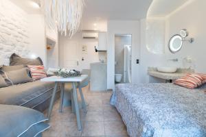 Spiros, Aparthotely  Naxos Chora - big - 157