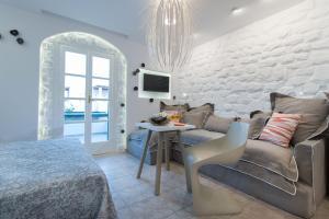 Spiros, Aparthotely  Naxos Chora - big - 126