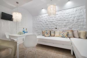 Spiros, Aparthotely  Naxos Chora - big - 81