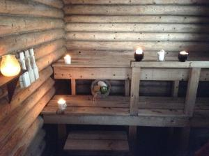 La Cabane des Myrtilles, Bed & Breakfast  Kuusamo - big - 4
