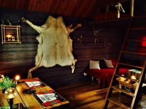 La Cabane des Myrtilles, Bed & Breakfast  Kuusamo - big - 1