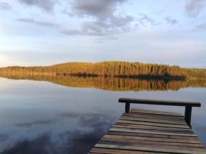 La Cabane des Myrtilles, Bed & Breakfast  Kuusamo - big - 8