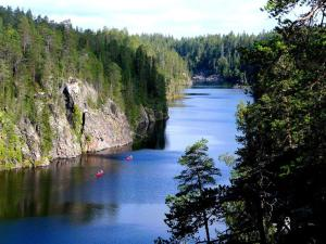 La Cabane des Myrtilles, Bed & Breakfast  Kuusamo - big - 10