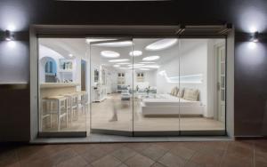 Spiros, Aparthotely  Naxos Chora - big - 153