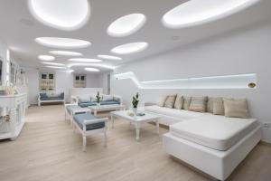 Spiros, Aparthotely  Naxos Chora - big - 152