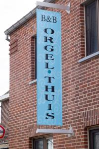 B&B Orgel Thuis