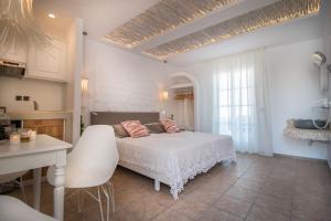 Spiros, Aparthotely  Naxos Chora - big - 86
