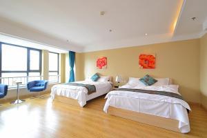 Harbin Outstanding Vacation Apartment, Ferienwohnungen  Harbin - big - 6