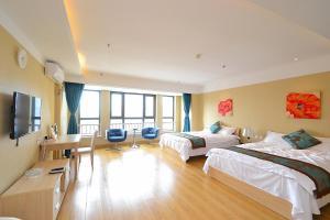 Harbin Outstanding Vacation Apartment, Ferienwohnungen  Harbin - big - 1