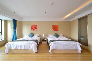 Harbin Outstanding Vacation Apartment, Ferienwohnungen  Harbin - big - 4