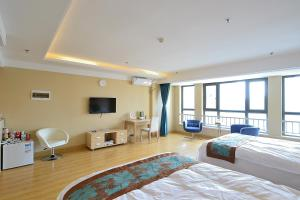 Harbin Outstanding Vacation Apartment, Ferienwohnungen  Harbin - big - 3