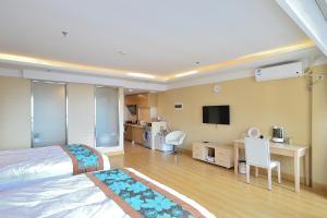 Harbin Outstanding Vacation Apartment, Ferienwohnungen  Harbin - big - 11