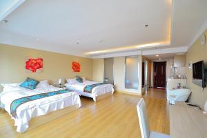 Harbin Outstanding Vacation Apartment, Ferienwohnungen  Harbin - big - 10