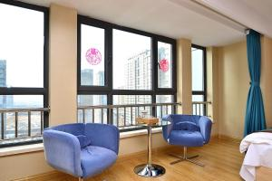 Harbin Outstanding Vacation Apartment, Ferienwohnungen  Harbin - big - 9