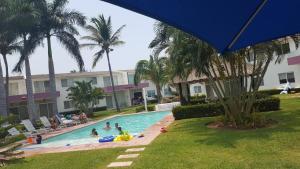 Residencial Diamante, Dovolenkové domy  Acapulco de Juárez - big - 18