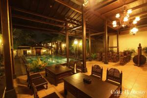 Cakra Homestay, Privatzimmer  Solo - big - 37