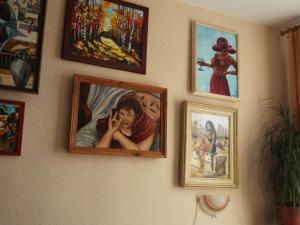 Krāslava City Apartment, Appartamenti  Krāslava - big - 13