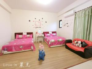 Morninglight Homestay, Alloggi in famiglia  Dayin - big - 3