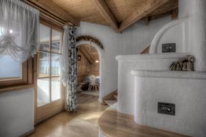 Alexander Mountain-Lodge, Prázdninové domy  San Vigilio Di Marebbe - big - 14