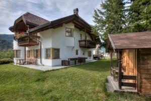 Alexander Mountain-Lodge, Prázdninové domy  San Vigilio Di Marebbe - big - 15