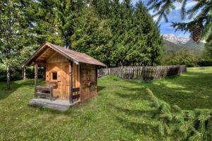 Alexander Mountain-Lodge, Prázdninové domy  San Vigilio Di Marebbe - big - 19