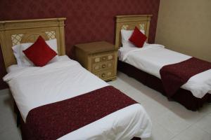 Dorar Darea Hotel Apartments - Al Mughrizat, Apartmanhotelek  Rijád - big - 10