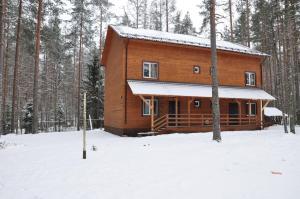 Cottages Near Zhuravlyovskoye