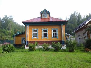 Дом для отпуска Волга парк, Наволоки