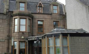 Albert Hotel, Hotely  Peterhead - big - 16