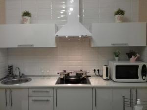 Apartment on Malinina 2