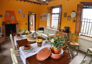 Casale Geniva, Ferienhäuser  Massarosa - big - 11