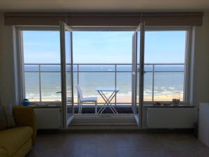 appartement seafront(Ostende)