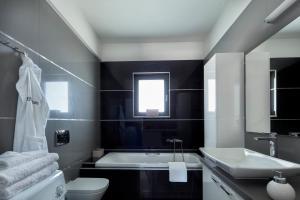 Elysium Hilltop Luxury Villa, Villas  Kato Galatas - big - 44