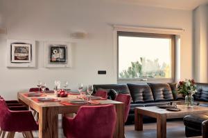 Elysium Hilltop Luxury Villa, Villas  Kato Galatas - big - 32