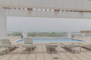 Serviced Studio Apartment, Ferienwohnungen  Accra - big - 4