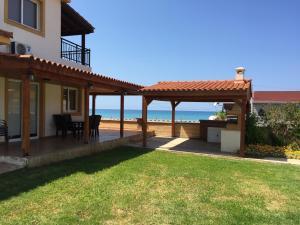 Thomas Villa 5, Villas  Argaka - big - 7