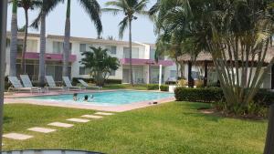 Residencial Diamante, Dovolenkové domy  Acapulco de Juárez - big - 11