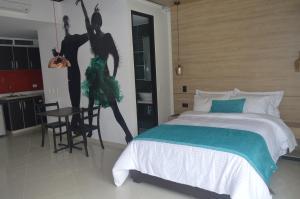 Hotel El Alba, Hotely  Cali - big - 13