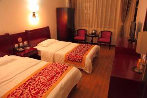 Beidaihe Golden Sea Hotel, Hotel  Qinhuangdao - big - 29
