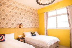 Sun Giraffe Taitung B&B, Privatzimmer  Taitung City - big - 20