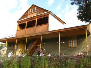 Keselo Guesthouse, Pensionen  Omalo - big - 22