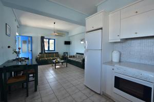 Yiannis Villas, Ferienhäuser  Kountoura Selino - big - 21